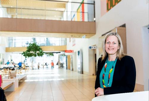 Robyn Lindsay, Bendigo Health